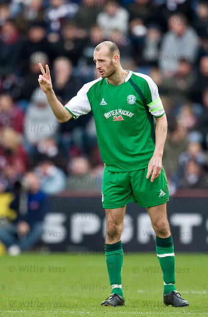 Rob Jones, Hibs