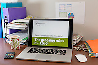 BPS - The Greening rules for 2016