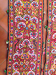 ANTIQUE WELCOME DOOR PANELS