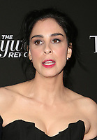 05 January 2019 - Los Angeles, California - Sarah Silverman. Sean Penn CORE Gala: Benefiting the organization formerly known as J/P HRO & Its Life-Saving Work Across Haiti & the World held at Wiltern Theater. Photo Credit: Faye Sadou/AdMedia