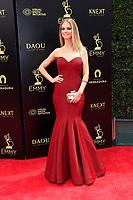PASADENA - APR 29: Kelly Kruger at the 45th Daytime Emmy Awards Gala at the Pasadena Civic Center on April 29, 2018 in Pasadena, California