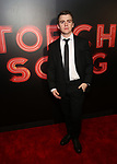 """Jack DiFalco  attends the Broadway Opening Night After Party for """"Torch Song"""" at Sony Hall on November 1, 2018 in New York City."""