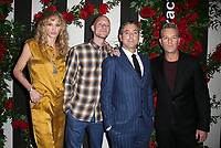 WEST HOLLYWOOD, CA - NOVEMBER 30: Christian Juul Nielsen, Danita Short, Lauri Venning, Josh Reed, at LAND of distraction Launch Event at Chateau Marmont in West Hollywood, California on November 30, 2017. Credit: Faye Sadou/MediaPunch