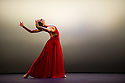 London, UK. 19.05.2014. English National Ballet presents the final of EMERGING DANCER 2014, at the Lyceum Theatre in London's West End. Picture shows: Madison Keesler in a new work by Liam Scarlett. Photograph © Jane Hobson.