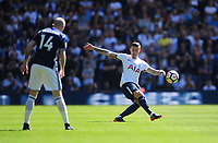 Tottenham Hotspur's Toby Alderweireld<br /> <br /> Photographer Ashley Crowden/CameraSport<br /> <br /> The Premier League - West Bromwich Albion v Tottenham Hotspur - Saturday 5th May 2018 - The Hawthorns - West Bromwich<br /> <br /> World Copyright &copy; 2018 CameraSport. All rights reserved. 43 Linden Ave. Countesthorpe. Leicester. England. LE8 5PG - Tel: +44 (0) 116 277 4147 - admin@camerasport.com - www.camerasport.com