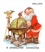 GIORDANO, CHRISTMAS SANTA, SNOWMAN, WEIHNACHTSMÄNNER, SCHNEEMÄNNER, PAPÁ NOEL, MUÑECOS DE NIEVE, paintings+++++,USGI2203,#X#