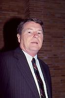 Jim Lehrer 1992 by Jonathan Green