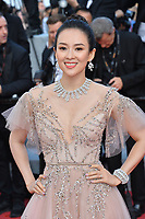 CANNES, FRANCE. May 25, 2019: Zhang Ziyi  at the Closing Gala premiere of the 72nd Festival de Cannes.<br /> Picture: Paul Smith / Featureflash