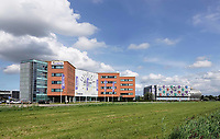 Nederland - Almere- 2019.   Athlon. Kantoren.      Foto Berlinda van Dam / Hollandse Hoogte