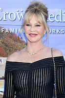 BEVERLY HILLS, CA - JULY 27: Melanie Griffith at the Hallmark Channel and Hallmark Movies and Mysteries Summer 2016 TCA press tour event on July 27, 2016 in Beverly Hills, California. Credit: David Edwards/MediaPunch