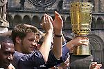 DFB Pokal Endspiel FC Bayern Muenchen vs Werder Bremen 1999