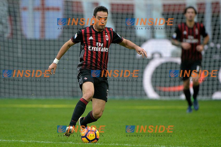 Giacomo Bonaventura Milan<br /> Milano 30-10-2016 Stadio Giuseppe Meazza - Football Calcio Serie A Milan - Pescara. Foto Giuseppe Celeste / Insidefoto