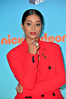 LOS ANGELES, CA. March 23, 2019: Lilly Singh at Nickelodeon's Kids' Choice Awards 2019 at USC's Galen Center.<br /> Picture: Paul Smith/Featureflash