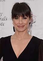 HOLLYWOOD, CA - APRIL 7:   Constance Zimmer at the My Friend's Place 30th Anniversary Gala at the Hollywood Palladium on April 7, 2018 in Hollywood, California. (Photo by Scott KirklandPictureGroup)