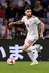 Alireza Jahan Bakhsh Jirandeh of Iran in action during the AFC Asian Cup UAE 2019 Semi Finals match between I.R. Iran (IRN) and Japan (JPN) at Hazza Bin Zayed Stadium  on 28 January 2019 in Al Alin, United Arab Emirates. Photo by Marcio Rodrigo Machado / Power Sport Images