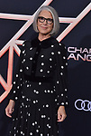 "Elizabeth Cantillon 085 attends the premiere of Columbia Pictures' ""Charlie's Angels"" at Westwood Regency Theater on November 11, 2019 in Los Angeles, California."