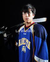 Hockey AB Sledge Team (July 13) Headshots