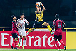 Hang Yuen FC (TPE) vs 4.25 SC (PRK) during the AFC Cup 2018 Group I match at Taipei Municipal Stadium on 14 March 2018, in Taipei, Taiwan. Photo by Yu Chun Christopher Wong / Power Sport Images