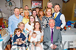 The christening of Aaron Bowler from Tralee in Benners Hotel on Saturday.<br /> L to r: Carol Bowler (GM), baby, Aaron Melissa Bowler and Patrick Bowler (GF).