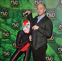Derren Brown at the OVO by Cirque du Soleil press night, Royal Albert Hall, Kensington Gore, London, England, UK, on Wednesday 10 January 2018.<br /> CAP/CAN<br /> &copy;CAN/Capital Pictures