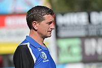 FC GULLEGEM :<br /> Trainer Allan Deschodt<br /> <br /> Foto VDB / Bart Vandenbroucke