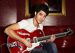 Darren Criss  performs  at the Mint.
