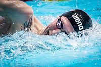 Florian Wellbrock of Germany in act at men's 1500m freestyle final during 18th Fina World Championships Gwangju 2019 at Nambu University Municipal Aquatics Centre, Gwangju, on 28  July 2019, Korea.  Photo by : Ike Li / Prezz Images
