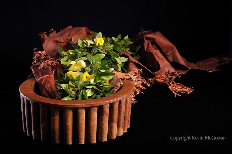 Flower arrangement by floral artist Tomasi Boselawa