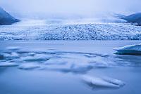 Fjallsarlon Glacier Lagoon, Iceland