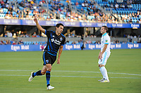 San Jose Earthquakes vs Seattle Sounders FC, June 28, 2017