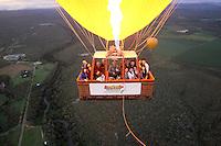 20170207 07 February Hot Air Balloon Cairns