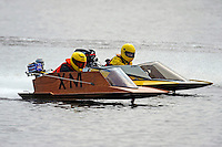 Boat XM and Boat X   (Outboatd Hydroplane)