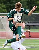 Pontiac Notre Dame Prep at Troy, Boys Varsity Soccer, 9/12/15