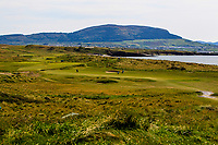 Looking across the 14th fairway during the Flogas Am-Am at the Co. Sligo Golf Club, Rosses Point, Sligo, Ireland. 14/05/19<br /> <br /> Picture: Thos Caffrey / Golffile<br /> <br /> All photos usage must carry mandatory copyright credit (© Golffile | Thos Caffrey)