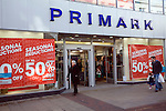 Primark January sale, Ipswich