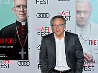 "LOS ANGELES, USA. November 17, 2019: Director Fernando Meirelles at the gala screening for ""The Two Popes"" as part of the AFI Fest 2019 at the TCL Chinese Theatre.<br /> Picture: Paul Smith/Featureflash"