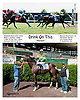 Drink On This winning at Delaware Park on 9/16/13