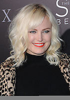 "17 January 2017 - Hollywood, California - Malin Akerman. 2017 ""The Space Between Us"" special Los Angeles screening held at Arclight Hollywood. Photo Credit: Birdie Thompson/AdMedia"