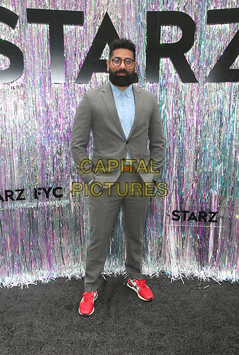 CENTURY CITY, CA - June 2: Mousa Kraish, at Starz FYC 2019 — Where Creativity, Culture and Conversations Collide at The Atrium At Westfield Century City in Century City, California on June 2, 2019. <br /> CAP/MPIFS<br /> ©MPIFS/Capital Pictures