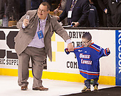 Pete Souris (UML - SID), Lucas St. Onge (UML) The University of Massachusetts-Lowell River Hawks defeated the Boston College Eagles 4-3 to win the 2017 Hockey East tournament at TD Garden on Saturday, March 18, 2017, in Boston, Massachusetts.