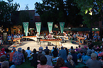 Green Theatre at Shakespeare Festival. Ashland Oregon. Photo copyright Lee Foster. Photo # oregon-ashland-oregon105866