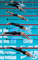 Modern Pentathlon - Swimming