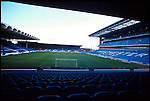 Maine Road, former home of Manchester City FC. Photo by Tony Davis