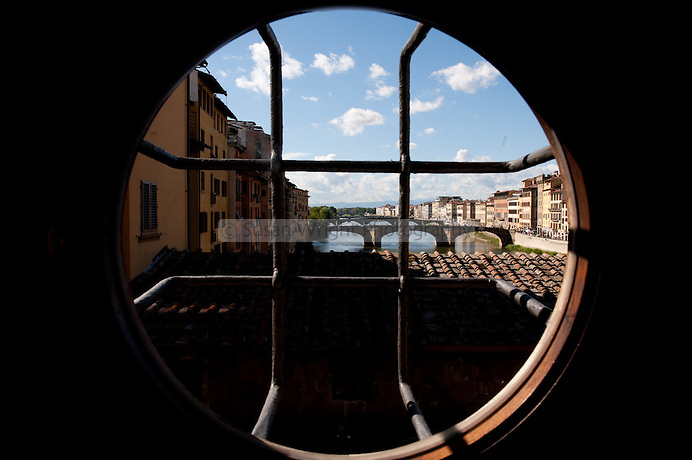 Florence, Italy Vasari Corridor, Florence, Italy The Vasari Corridor, Florence