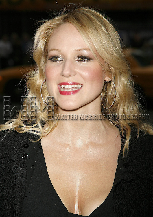 Jewel attending the Opening Night of Warner Bros. Theatre Ventures' Inaugural production of LESTAT at the Palace Theatre with an after party at Time Warner Center in New York City. April 25, 2006.© Walter McBride/WM Photography