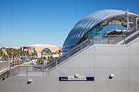 ARTIC Station in Anaheim