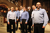 The Schola Antiqua, led by Artistic Director, Michael Alan Anderson performed music by Thomas Becket Friday evening at Rockefeller Memorial Chapel.