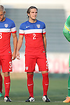 20 May 2014: USA Under-20's Travis Wannemuehler. The Under-20 United States Men's National Team played a scrimmage against a team composed of players from the Carolina RailHawks and the Capital Area RailHawks Academy Under-18 squad WakeMed Stadium in Cary, North Carolina. The combined RailHawks team won the game 2-1.