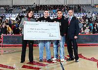 America East Game 7 - Albany vs. SBU MBB 3/5/2011