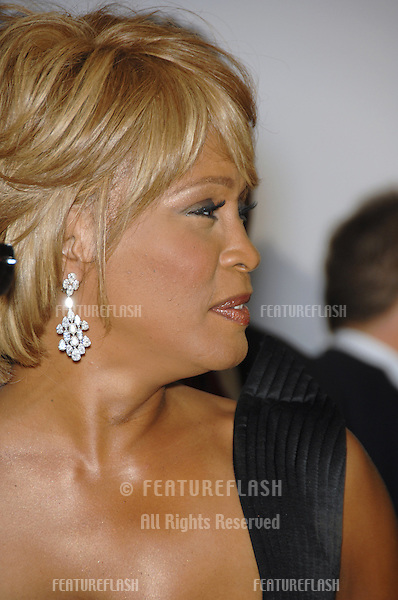 WHITNEY HOUSTON at the 17th Carousel of Hope Ball, to Benefit the Barbara Davis Center for Childhood Diabetes, at the Beverly Hills Hilton..October 28, 2006  Los Angeles, CA.Picture: Paul Smith / Featureflash